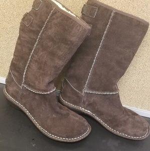 UGG Australia Haywell 1001669 Winter Boots Sz 6